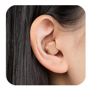 耳內式助聽器