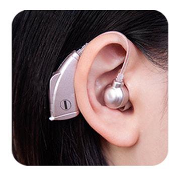 耳掛式助聽器
