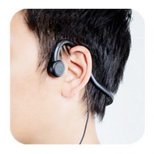 骨導型助聽器