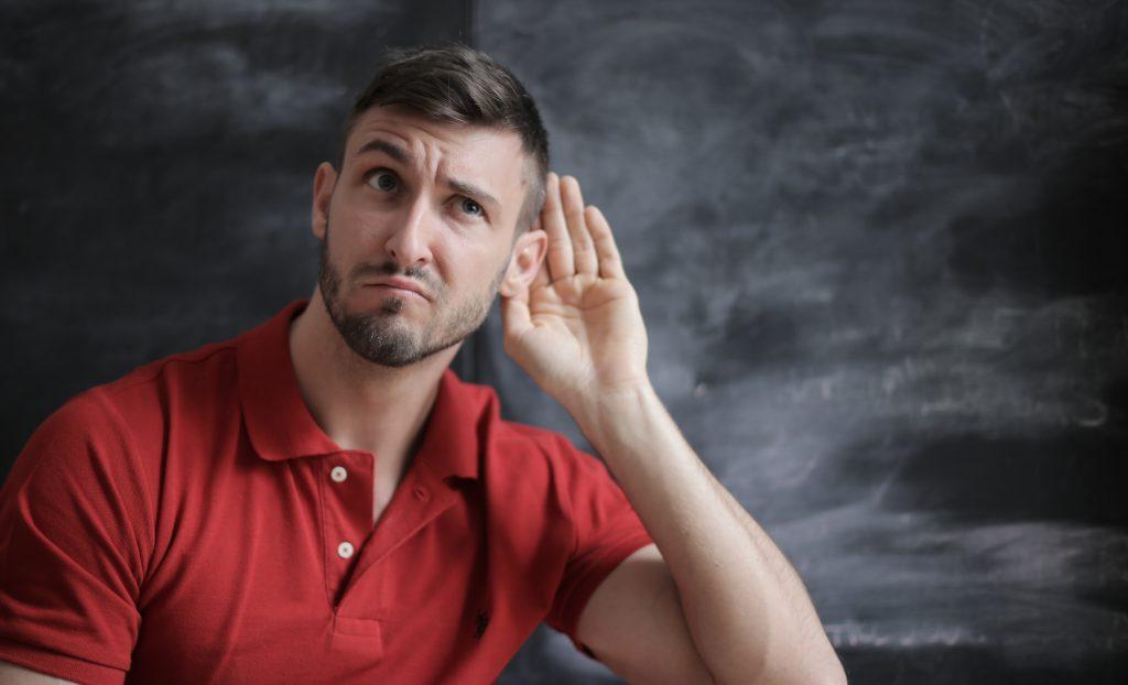 聽力退化的原因