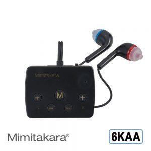 耳寶助聽器6KAA黑
