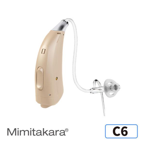 耳寶助聽器C6