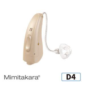 耳寶助聽器D4
