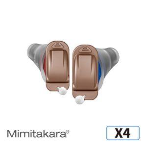 耳寶助聽器X4