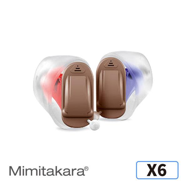 耳寶助聽器X6